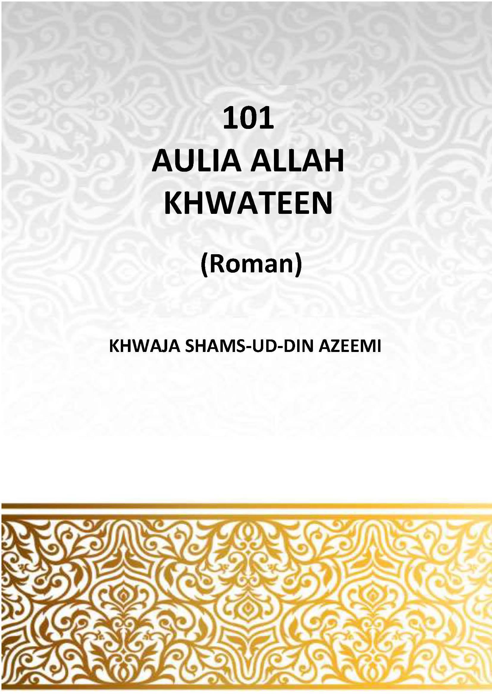 101 AULIA ALLAH KHAWATEEN (Roman)