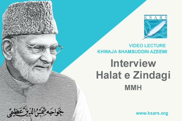 HALAT ZINDAGI Interview