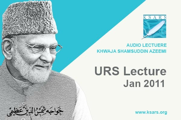 URS Lecture Jan 2011